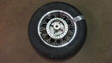 2006 Honda Shadow VLX VT600 H1048-1. rear wheel rim 15in