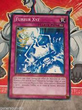 Carte YU GI OH FUREUR XYZ GAOV-FR089 x 3