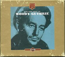 Guthrie, Woody The Very Best of Gold CD Music Club Limited Edition mit Nr. OOP