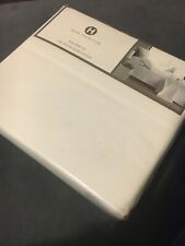 NEW Macy's Hotel Collection Microcotton Sheet Set. White. Size King. Orig $135.