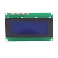 NEW UK LCD Display Blue/Black 2004 20X4 HD44780 Arduino RPi ESP8266 5V NE0018