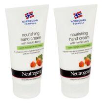 Neutrogena Norwegian Formula Hand Cream Nordic Berry - Pack Of 2