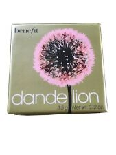 Benefit Dandelion With Mirror And Blusher 3.5g Brand New