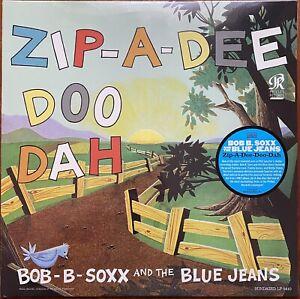 BOB-B-SOXX AND THE BLUE JEANS Zip-A-Dee Doo Dah 1963 LP Phil Spector RE 2012