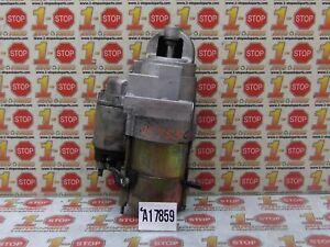1999 2000 CHEVROLET EXPRESS 4.3L ENGINE STARTER MOTOR 10465462 OEM