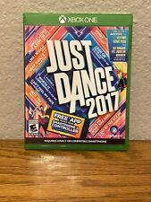 Just Dance 2017 (Microsoft Xbox One, 2016) (CIB)
