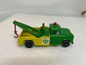 Matchbox Lesney 1-75 Series 13D Dodge Wreck Truck