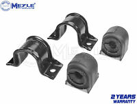 FOR VW CRAFTER 30-35 2006- FRONT SUSPENSION ANTIROLL BAR D BUSHES CLAMPS MEYLE