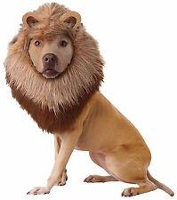Lion Mane Dog Costume Lions Pet Wig For Dogs Plush Headpiece Size Medium Cc20123