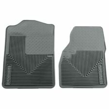 Husky Liners 51042 Front Seat Floor Liner Mats Gray For Ford F-Series & More