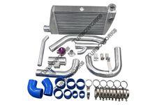Turbo Front Mount Intercooler kit + BOV For Mitsubishi Lancer RalliArt