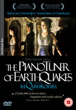 PIANO TUNER OF EARTHQUAKES - DVD - REGION 2 UK