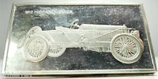 Hispano-SUIZA (Lingotto Argento,925/1000) 2 Once-Proof