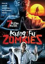 PRE ORDER: KUNG FU ZOMBIES: 7 MOVIE COLLECTION - DVD - Region 1