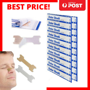 Nasal Strips Stop Snoring Help Breathe Better Easy Right Anti Snore Nose Strip