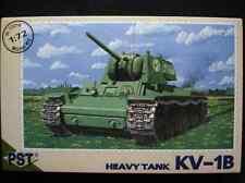 KV-1B WWII SOVIET HEAVY TANK 1/72 PST 72014