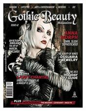 Gothic Beauty Magazine Issue 42 Music interviews with The Mission, Covenant