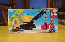 Lego Town System Legoland set 558 Road Crane Brand New & SEALED