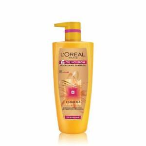 L'Oreal Paris 6 Oil Nourish Shampoo, 1 Litre pack of 1