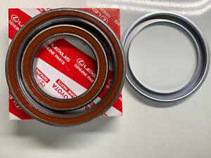 2 Bearings No1 No2 & Deflector(For 03-06 GM Pontiac Vibe AWD Rear Coupling)