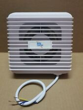 """EXTRACTOR FAN 6"""" WALL MOUNTED VENTILATING EXHAUST FAN FOR HOME KITCHEN BATHROOM."""