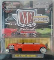 M2 Machines Auto-Stretch Rods - 1932 Ford Roadster - MOC
