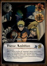 Naruto Fierce Ambition M-621 Super Rare Card Near Mint
