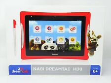 "Nabi Dreamworks Movies DreamTab HD8 8"" 16 GB Creative Kids Tablet Wi-Fi Enabled"