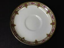 BEAUTIFUL ANTIQUE JOHN MADDOCK & SONS ROYAL VIRTUOUS SAUCER