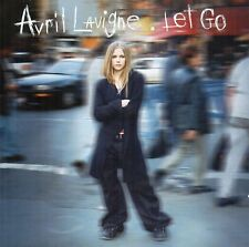 Avril Lavigne - Let Go  (CD 2002) Original
