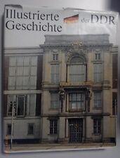 Illustrierte Geschichte DDR 1984 Bildband viel an Propaganda /H.Heitzer