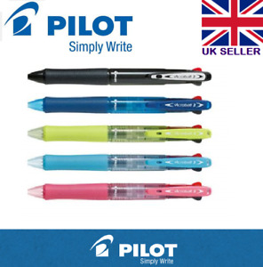 Pilot Acroball 3 in 1 0.7mm ball pen Multi Colour Rollerball Pen BKAB-40F