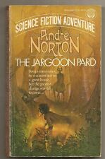 ANDRE NORTON The Jargoon Pard. 1st Ballantine paperback.