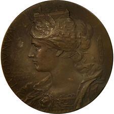 [#550255] France, Medal, Académie des Sciences de Lyon, 1900, Patey, MS(60-62)