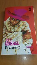 Joey Goebel - The Anomalies - 10/18