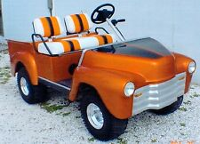 47' CHEVY Truck Custom Golf Cart Body Kit FRONT ONLY Club Car Ds or Yamaha