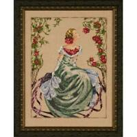 MIRABILIA Cross Stitch PATTERN ONLY MD93 Lady of the Mist