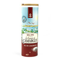 Le Saunier de Camargue Sel Fin Salz gemahlen 250 g - Meersalz aus Frankreich