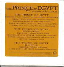 PROMO SAMPLER CD w/ MARIAH CAREY Whitney Houston BOYZ II MEN RADIO TRK  SEALED