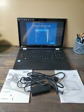 """Acer Spin 3 15.6"""" Core-i7 12GB Ram 1TB HDD Convertible Laptob Tablet 1080p HD"""
