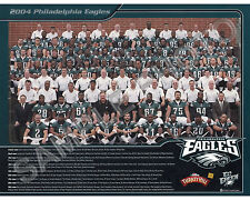 2004 PHILADELPHIA EAGLES NFL NFC CHAMPIONS TEAM 8X10 PHOTO PICTURE #2