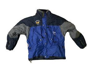 SALT LAKE CITY 2002 Winter Olympics Jacket Hooded Ski Size Men's Large