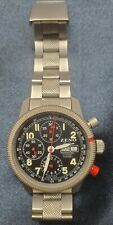 Zeno Watch De Luxe chronograph automatic 25 jewels Swiss made