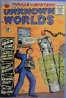 Unknown Worlds, ACG, No. 16, Jun.-July 1962, Out Of Nowhere, Sentimental Spirit