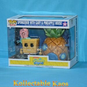 SpongeBob Squarepants - SpongeBob Squarepants with Pineapple House Pop! Vinyl
