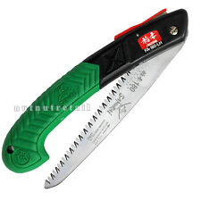 Made in Japan Samurai Folding Saw FA-180-LH