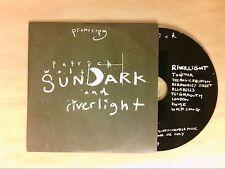 RARE CD PROMO 16 TITRES / PATRICK WOLF / SUNDARK AND RIVERLIGHT / TRE BON ETAT