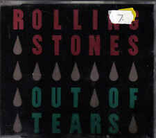 The Rolling Stones-Out Of Tears cd maxi single