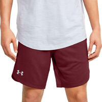 Under Armour UA HeatGear Mens Performance Knit Sports Training Shorts L