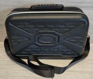 Oculus VR Travel Carrying Hard Case Bag Black Quest 2 Strap Storage